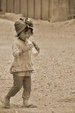 hmong laotiano Fotografie Stock Libere da Diritti