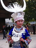 The Hmong New Year Stock Image