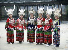 The Hmong New Year Royalty Free Stock Photography