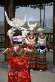 The Hmong New Year Stock Photo