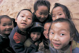 Hmong  in southwest  China Royalty Free Stock Images