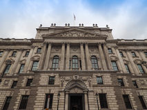 HMRC in London. LONDON, UK - CIRCA JUNE 2017: HMRC Her Majesty Revenue and Customs building Stock Photography
