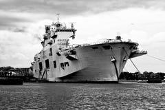 HMS海洋 免版税库存照片