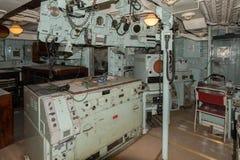 HMS骑士手术室 库存图片