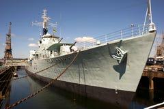 HMS骑士 免版税库存图片