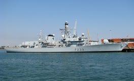 HMS Ричмонд (F239) Стоковые Изображения