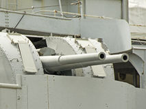 HMS Belfast Fotografía de archivo libre de regalías