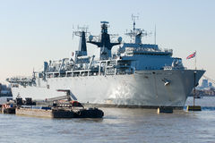HMS Bulwark Stock Photography