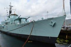 HMS Cavalier stock photography