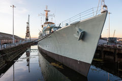 The HMS Cavalier Stock Image