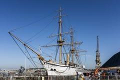 HMS GANNET Fotografia Royalty Free