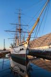 The HMS Gannet Stock Photos