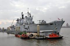 HMS illustre Fotografie Stock