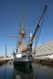 HMS JAN-VAN-GENT 1878 Royalty-vrije Stock Afbeelding