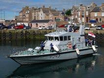 HMS leśniczego Patrolowy rzemiosło zdjęcie stock