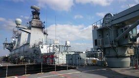 HMS-Oceaan Stock Afbeeldingen