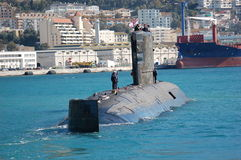 HMS Sceptre Royalty Free Stock Image