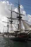 HMS Surprise San Diego Maritime Museum Stock Image