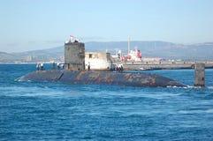 HMS turbulento Fotografia de Stock