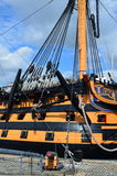 HMS Victory. Stock Photography