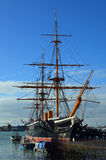 HMS Warrior. Stock Photos