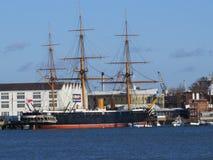 HMS Warrior Royalty Free Stock Image