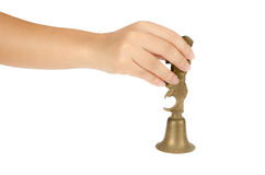 Hnad bell Stock Image