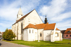Hnanice, Czech Republic Royalty Free Stock Photography