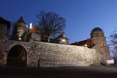 Hnevin-Observatorium Stockfoto
