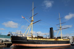 HNLMS SCHORPIOEN Royalty Free Stock Photos