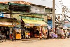 Ho минута хиа, Вьетнам стоковые изображения