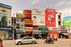 Ho минута хиа, Вьетнам стоковое изображение
