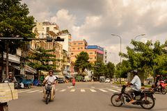 Ho минута хиа, Вьетнам стоковые фото