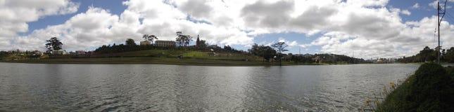 Ho озеро Xuan Huong Стоковая Фотография