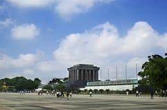 Ho Chi Mihn Mausoleum Stock Image