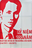 Ho Chi Minh 100 anni di anniversario, Vietnam Fotografie Stock