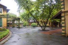 Κατοικία του Ho Chi Minh Στοκ Εικόνα