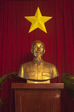 Ho Chi Minh bust Stock Images