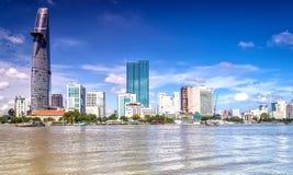 Ho Chi Minh City Royaltyfri Fotografi