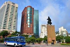 Ho Chi Minh City center, VietNam Stock Image