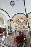 Ho Chi Minh City Central stolpe - kontor i Vietnam Royaltyfria Bilder