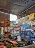 Ho Chi Minh City di giorno immagine stock