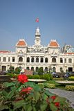 Ho Chi Minh city hall Royalty Free Stock Image