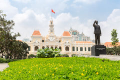 Ho Chi Minh City Hall Stock Photo