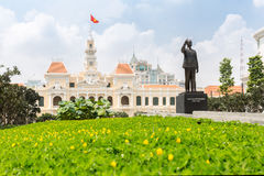 Ho Chi Minh City Hall Stock Photos