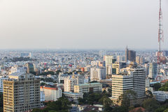 Ho Chi Minh city. Has the most dynamic economy in Vietnam Royalty Free Stock Images