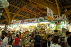 Ho Chi Minh City Indoor Market Royalty Free Stock Image