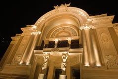 Ho Chi Minh City Operahouse Foto de archivo libre de regalías