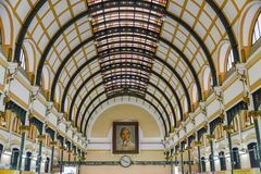 Ho Chi Minh City Postoffice Stock Photography