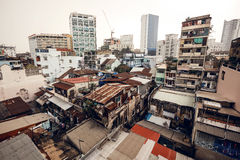 Ho Chi Minh city Stock Images